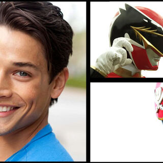 Troy Burrows en Power Rangers Megaforce