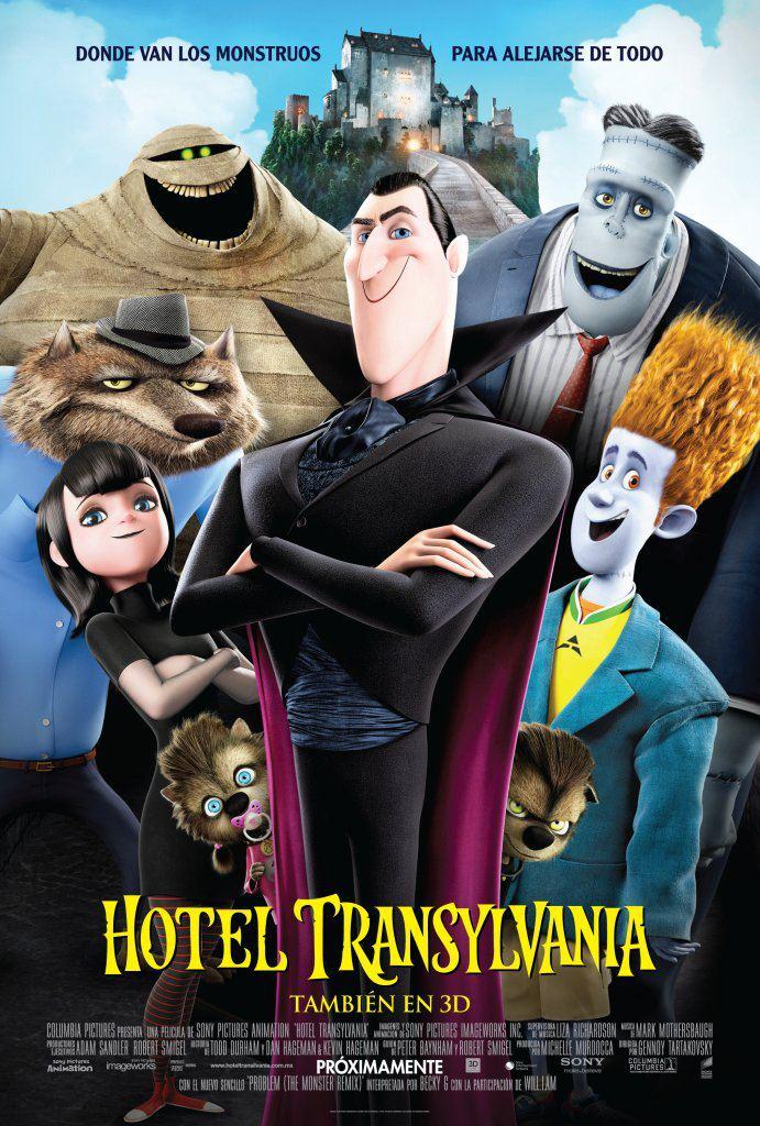 Hotel Transylvania Doblaje Wiki Fandom