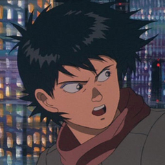 Kei en el doblaje original del clásico del anime <a href=