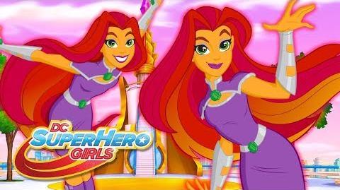 Los 5 mejores momentos de Starfire DC Super Hero Girls Latino America