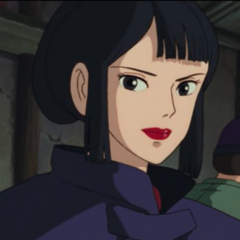 Lady Eboshi en <a href=