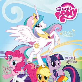 si mandaran a doblar My Little Pony en Venezuela <a  class=