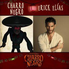 El Charro Negro y Erick Elias.