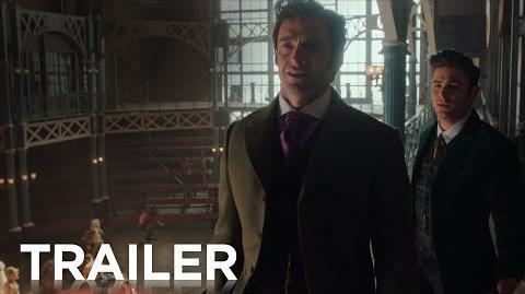 El gran showman Trailer 2 doblado Próximamente - Solo en cines