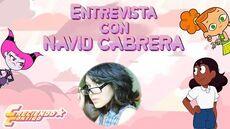 "Entrevista A Navid Cabrera (Dobladora Profesional) ""Creciendo Contigo"""