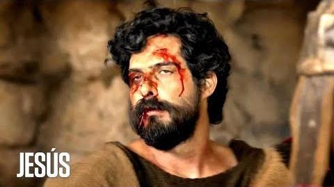 Jesús Juan el Bautista es golpeado sin piedad por órdenes de Herodías