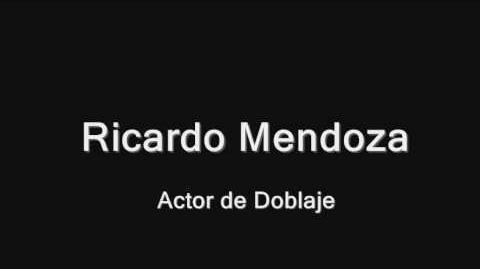 La Guarida de Seiya - Ricardo Mendoza (Shiryu - Dragón)