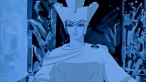 La Reina de las Nieves (Historias de mi niñez)-0