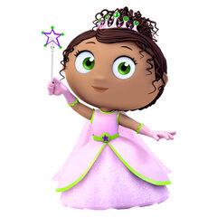 Princesa Guisante en <a href=