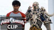 Power Rangers en Español ¡Rangers asustados!