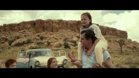 THE GLASS CASTLE (EL CASTILLO DE CRISTAL) - Trailer Doblado