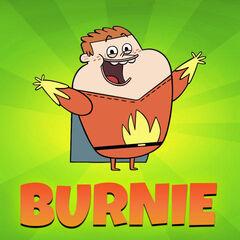 Burnie en <a href=