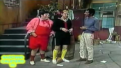 El Chavo Del 8, La Caja de Madera de Don Román 1975