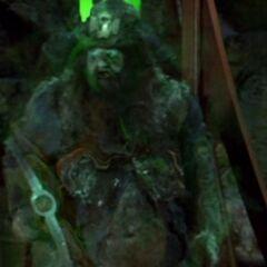 El Fantasma del minero en <a href=
