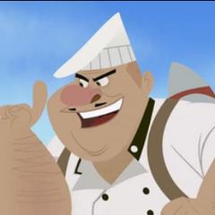 Chef Gourmand en <a href=