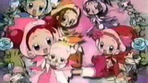 MagiCal DoReMi 02 OP y END TVRIP Latino Canal Unicable