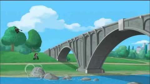 Tour De Ferb - Phineas y Ferb HD