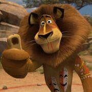 Alex Alekey de Madagascar 2