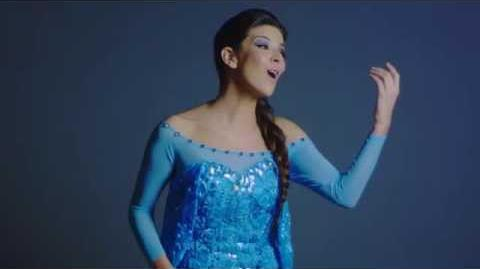 Carmen Sarahi - Libre Soy (Frozen)