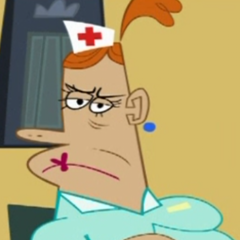 Enfermera en <a href=
