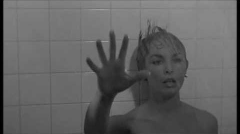 Psicosis Escena de la ducha (Edición original)