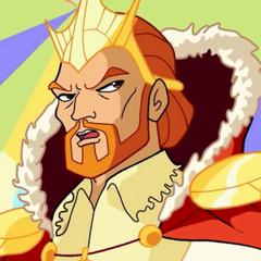 Rey Radius de Solaria en <a href=