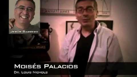 Robotech Las Crónicas de la Sombra - entrevista a Moisés Palacios (español)