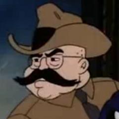 Comisario Rufus Buzby en <a href=