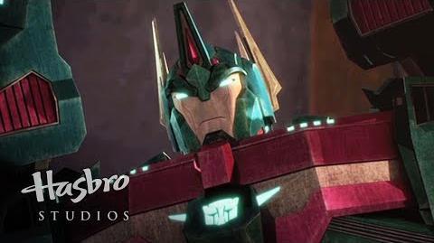 Transformers Prime Cazadores de Bestias - Mordida de Ultra Magnus