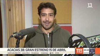 """""""Acacias 38"""" la nueva apuesta de Canal 13 que tendrá un doblaje chileno"""
