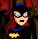 BATGIRL BATMAN TAS 2OND