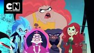 Beeline ¡Adelanto! DC Super Hero Girls Cartoon Network
