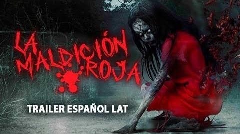 La maldición Roja Trailer Doblaje en Español