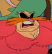 Mama Robotnik is mad