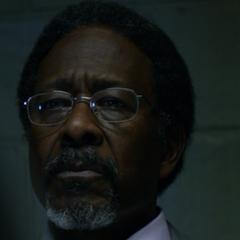 Detective Oscar Clemons en <a href=