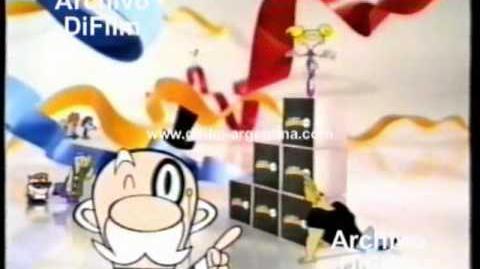 Promo Fin De Semana Cartoon Cartoons por Cartoon Network - DiFilm