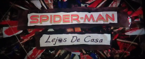 SPIDERMAN LOGO