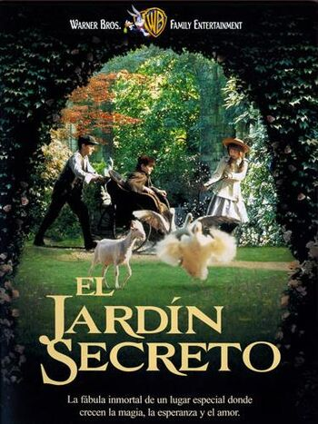 El jard n secreto 1993 doblaje wiki fandom powered for El jardin secreto pelicula