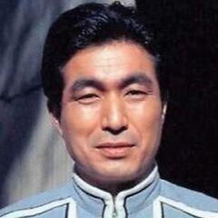 Capitán Kaoru Kiriyama en <a href=