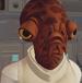 Admiral Ackbar Infinity
