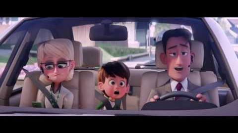 """CIGÜEÑAS LA HISTORIA QUE NO TE CONTARON - ¿Ya se enteraron? 20"""" - Oficial Warner Bros"""