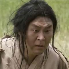 Gun-Bae en la película coreana <a href=