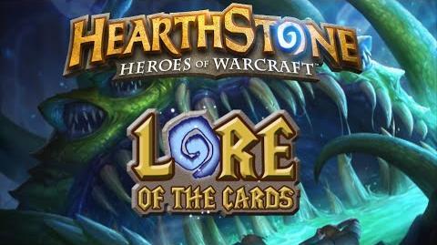Hearthstone Historia de las Cartas Yogg-Saron