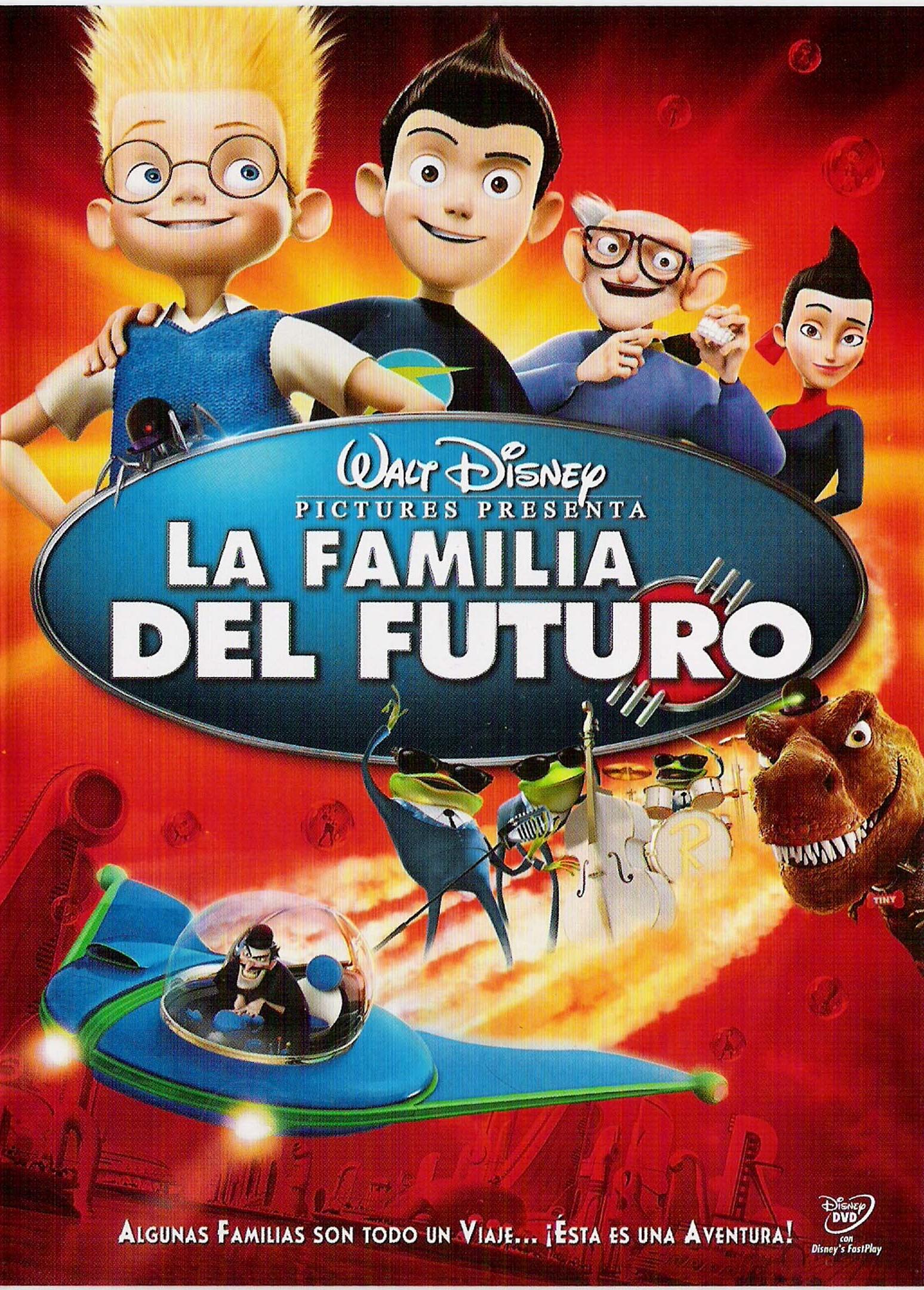La familia del futuro | Doblaje Wiki | FANDOM powered by Wikia