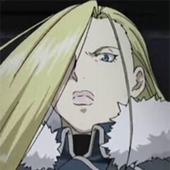 Olivier Mira Armstrong en <a href=