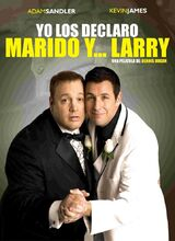 Yo los declaro marido y... Larry