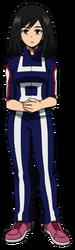 Yui Kodai Anime Profile MHA