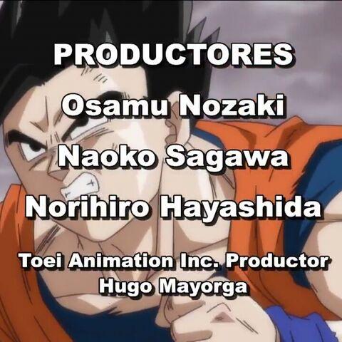 Crédito del productor ejecutivo
