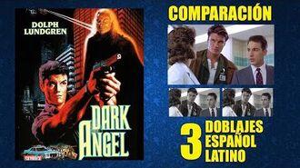 El Destructor Mortal -1990- Comparación del Doblaje Original y 2 Redoblajes -Español Latino-
