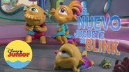 El Nuevo Juguete de Blink Nivistorias Nivis, Amigos de Otro Mundo-1562446682